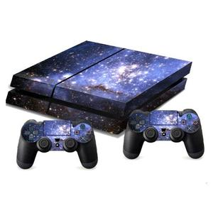 Starry Sky Pattern Decal Stickers for PS4 Game Console