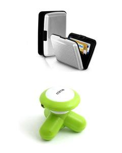 Combo - Mimo Massager & Aluma Wallet