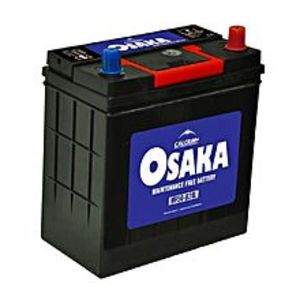 Osaka Batteries MF35 GEN- 5 Plates Battery - Lead Acid/Light Battery