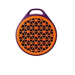 Log10 - X50 Mobile Wireless Speaker - Purple & Orange