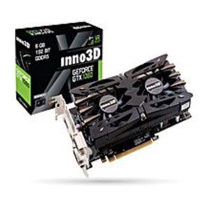 NividiaGeforce Gtx 1060 - 6Gb Gddr5 -Inno3D X2 192Bit