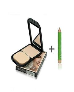 Pack Of 2 - Face Foundation Base + Concealer Stick Pencil