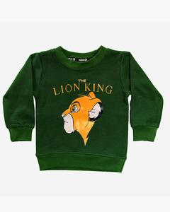 AllurePremium Sweatshirt L King Green