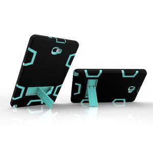 Heavy Duty Rugged Hybrid Shockproof Armor Case Cover Stand For Samsung P580 D