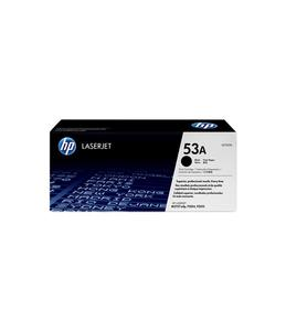 53A Black Original LaserJet Toner Cartridge (Q7553A)