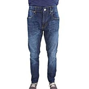 Export lot Regular fit jeans for men- Dark blue- - 100-lll- 30
