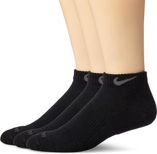 original branded Dri-FIT Cushion Low-Cut Training ankle Socks, 3-pair