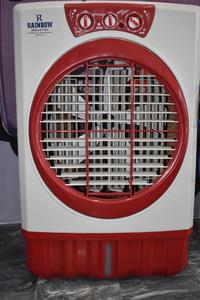 Rainbow Style Standard Size Water Air Cooler  ( Red & White )