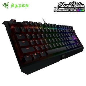 Razer BlackWidow X Tournament Edition Chroma RGB Mechanical Gaming Keyboard Compact Layout