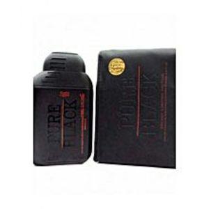 lamis creationPure Black Perfume For Men Eau De Toilette 100 ML