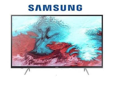 Samsung - MU7000 - Smart 4k UHD LED Tv - 40 inches - 3280x2016p - Black