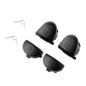 TE R1R2L1L2 Button and Trigger Replacement Set for Playstation 4 Controller