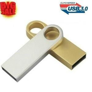 USB Flash Drive 32GB 64GB128GB Pen Drive Waterproof Metal U Disk