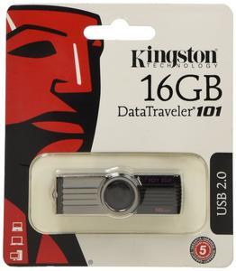 Kingston DataTraveler 16 GB USB 2.0 Flash Drive