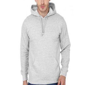 Grey Kangroo Hoodie For Men