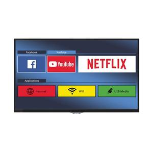 AKIRA - Singapore 32MS106 - Android HD LED TV with Built in Satellite Receiver & HD Tuner - 32 - Black