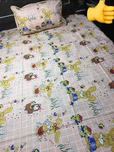 PURE COTTON KIDS SPECIAL BED SHEET SET