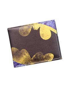 Batman 3d Logo Marvel Dc Bi-Fold - Men Wallet
