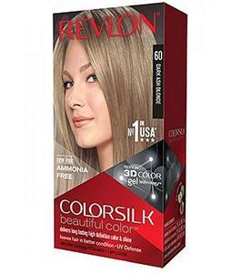 Color Silk 3D Technology Usa For Men & Women #60 Dark Ash Blonde