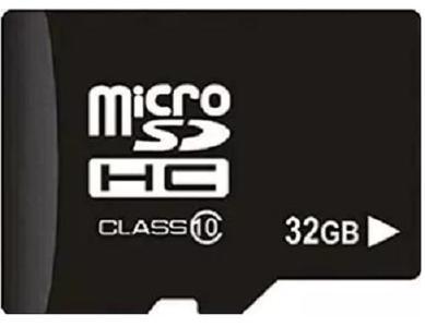 32 GB Micro SD HC - Memory Card (32GB)