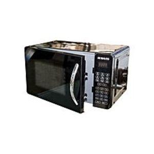 WavesDB-20 - Microwave Oven - Waves - Digital - Chrometic Black