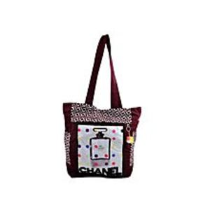 "Asaan Parhai Apple Handbag For School And College - 15X14"" - Maroon"