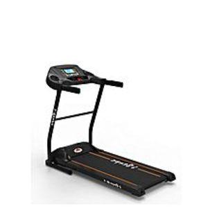 5 STEPSB1 - Motorized Treadmill - 3.0HP - Black