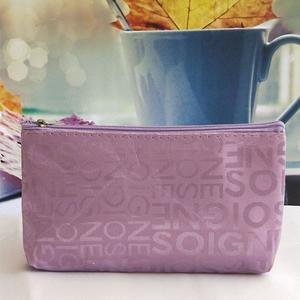 MA Large Cosmetic Bag Fashion Women Girl Long Purse Messenger Ladies Handbag