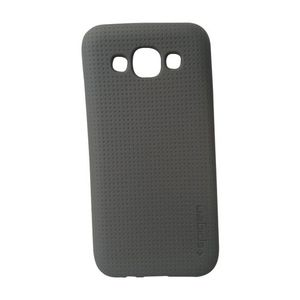Spigen Samsung E7 Back Cover - Grey