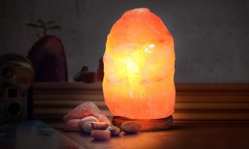 Himalayan Salt Lamp 3-5 KG - Natural Shape