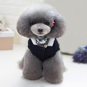 Handmade Pet Sweater Dog Cat Puppy Winter Warm Clothes Jacket Coat Apparel