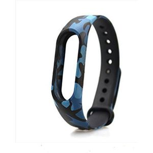 Watches Strap for Mi Band 2 - Navy Army