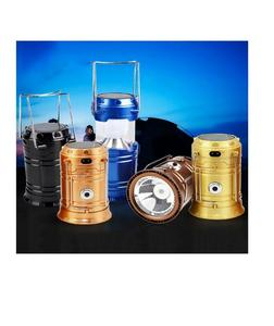 Solar Rechargeable Camping Lantern Light