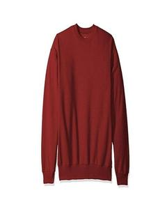 Babazchoice - Maroon Fleece Solid Sweatshirt For Men