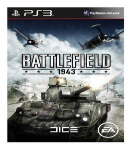BATTLEFIELD 1943 PS3 GAME DVD WITH 1 FREE GIFT OF YOUR CHOICE