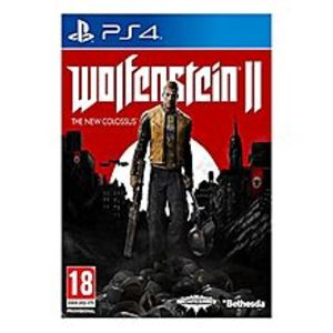 Sony Play Station 4 Wolfenstein II: The New Colossus