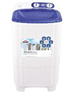 Boss K.E-3000-N-15-BS Single Tub Washing Machine  - White and Blue