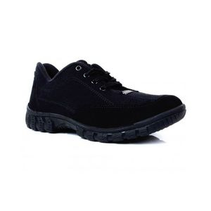 Meerbound Adify Black Casual Shoes