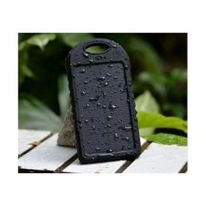 Solar Energy … Water Proof 30000 Mah Fast Power Bank Portable With Bright Led Lights