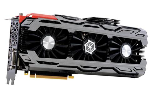 INNO3D GTX1070 X4 8GB GDDR5 ICHILL Graphics Card