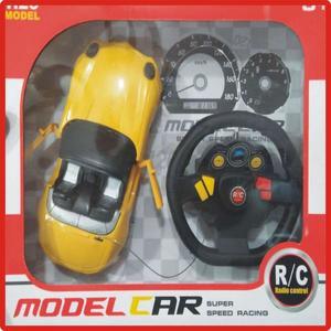 HANDLE STEERING RC REMOTE CONTROL SUPER SPORTS CAR
