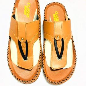 70% OFF New Stylish Sports Women's Camel Chappal / Kohlapuri for Style & Comfort (Same Product Will Deliver)