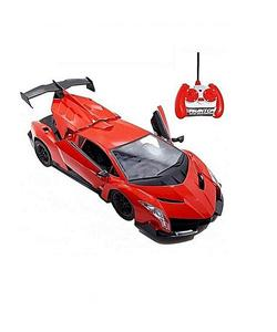 Planet X Planet X Rc Ferrari Car - Red with Remote