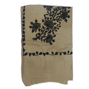 Pure Pashmina Floral Shawls – Female shawl