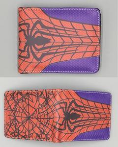 Amazing Spiderman Superhero Dc Comics Bi-Fold - Men's Wallet
