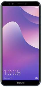 Huawei Y7 Prime 2018 - 5.99 Hd+ - 3Gb Ram - 32Gb Rom - 13/2/8 Mp Camera - Face Unlock - Blue