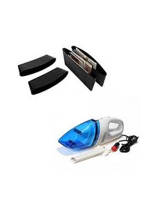Pack Of 2 - Car Vacuum Cleaner & Catch Caddy For Car