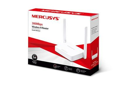 Mercusys TP-Link MW305R 300Mbps Wi-Fi Wireless N Router