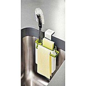 Salman TradersImported Kitchen Self Draining Shelve, Multi Purpose Plastic Rack, Bathroom Set