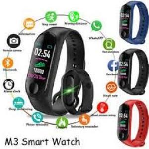 BUNDEL OF 10 Samrt Band ,Smart Watch M3 Bluetooth Intelligence Health Smart Band Wrist Watch Monitor Smart Bracelet, WHOLE SALE PRICE